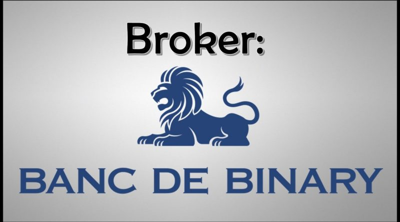 Banc de binary options robot