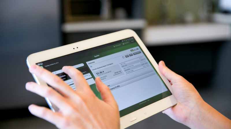 TD launches tablet banking app for Android (CNW Group/TD Bank Group)